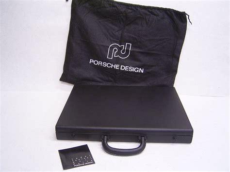 Porsche Design Laptoptasche by Original Porsche Design Laptoptasche Catawiki
