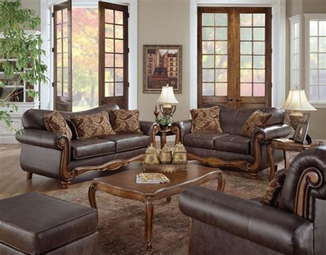 colours to go with brown leather sofa decorating with leather furniture living room dark brown