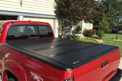 bak bakflip  hard folding tonneau cover clamps