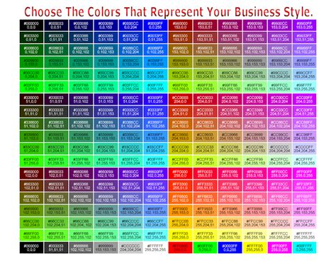 printable html color codes all kind of tutorial এইচট এমএল ক ল র ক ড