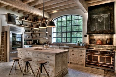 kitchen faucet modern rustic kitchen design residential rustic contemporary kitchen furniture white wooden stools