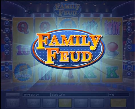 family feud slot   popular tv game show deliver