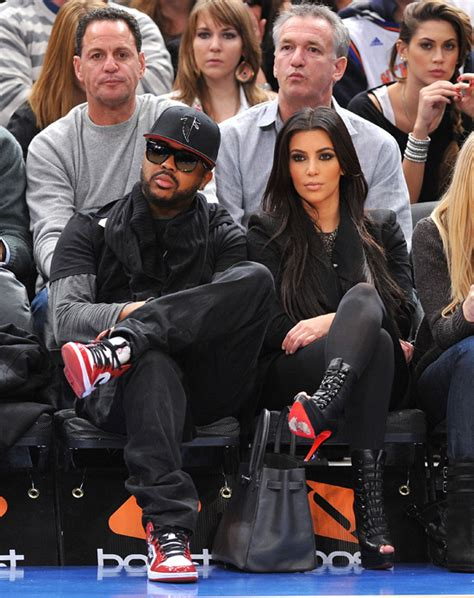 what is your celebrity boyfriend boo d up the dream kim kardashian courtside