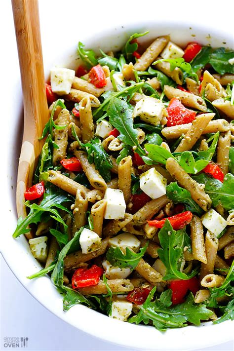 5 ingredient pasta salad gimme some oven