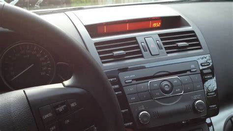 mazda 6 bluetooth not working no bluetooth in mazda 6 solve this problem