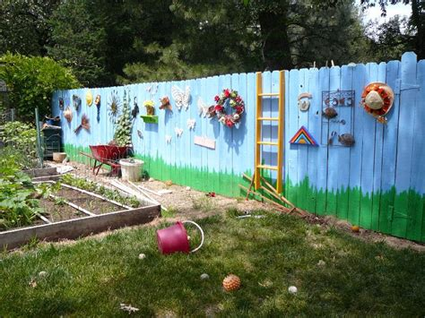 What A Gorgeous Fence For Schools Daycare Centres And Ideas For School Gardens