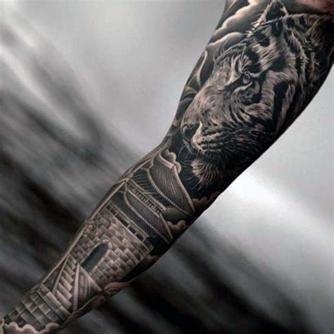 tiger sleeve tattoo tattoo collections 25 best ideas about tiger sleeve on