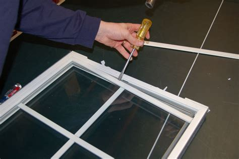 how to repair broken glass window panes how to fix a broken double pane window