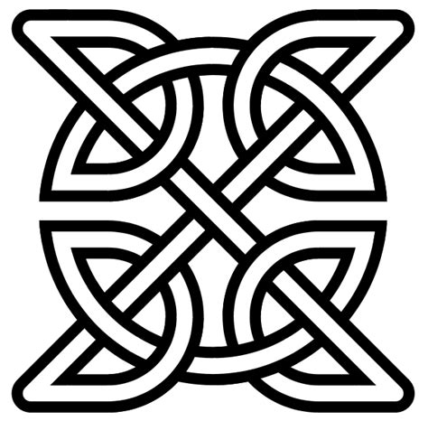 Knot Designs - celtic symbols