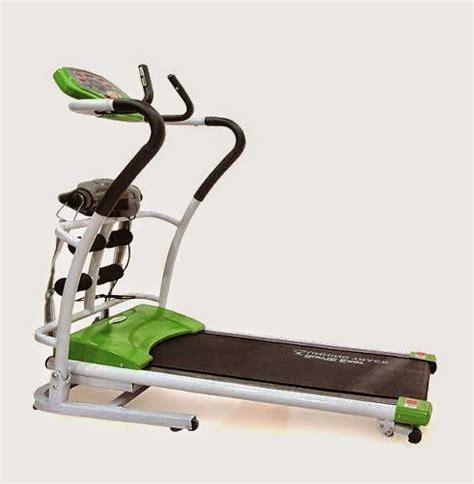 Alat Olahraga Sepeda Platinum Bike Tl 8305 Murah Cod alat fitness treadmill elektrik 3 fungsi otd 529 cd jual