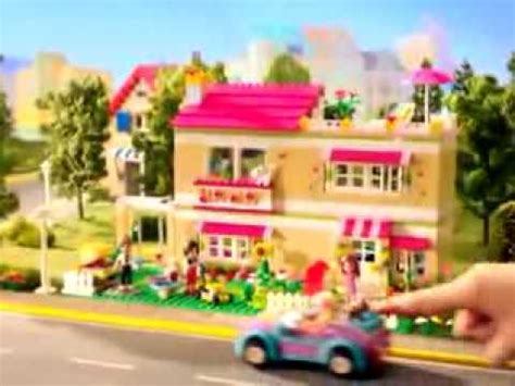 lego friends s house 3315
