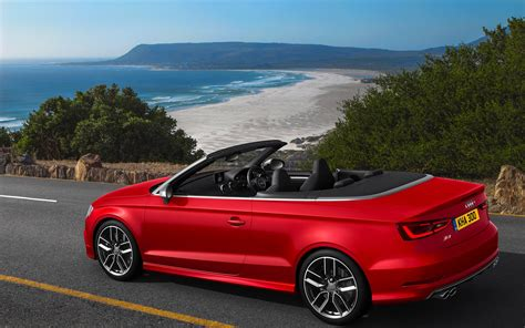 Audi S3 Diesel by Audi S3 Cabriolet 2015 Widescreen Car Photo 23 Of