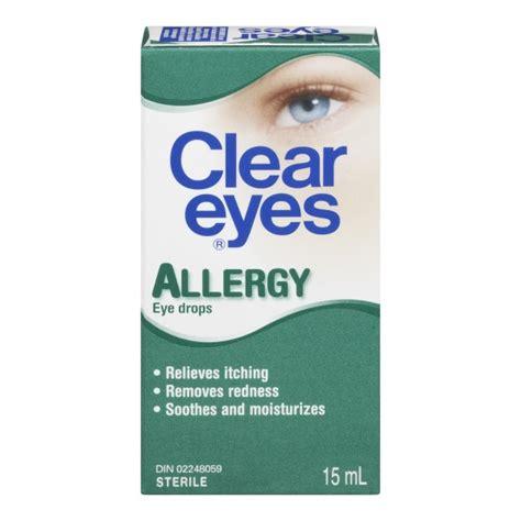 buy clear eyes allergy eye drops  canada  shipping healthsnapca