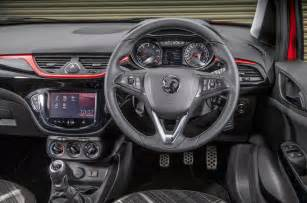 Vauxhall Corsa Dashboard 2016 Vauxhall Corsa 1 4t 150 Edition Review Review