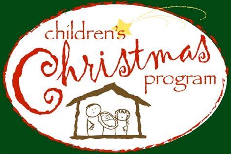 children s christmas program trinity mennonite church
