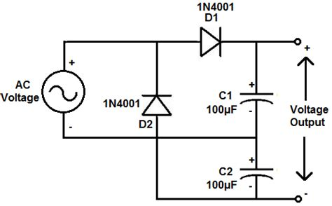 voltage doubler integrated circuit don s things 2017