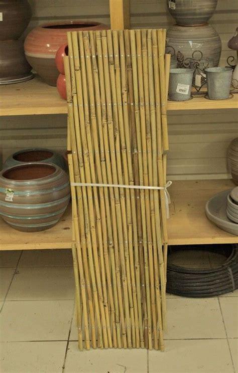 treillis pour balcon treillis bambou extensible
