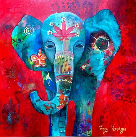 Kanvas 30x30 By Centro Trading m 225 s de 25 ideas incre 237 bles sobre elefante hindu en