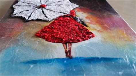 decoupage photos on canvas decoupage tutorial on canvas with decofoam ντεκουπάζ σε
