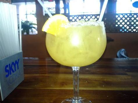 Top Shelf Margarita by Top Shelf Margarita Picture Of Don Pedro S Cantina