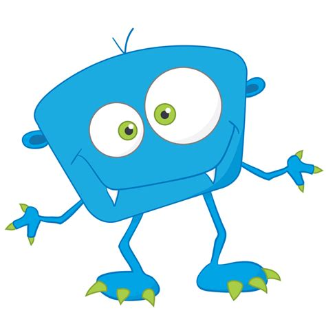 monsters free best clipart 3325 clipartion