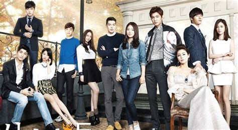 film korea the heirs pretty plastic faces everything perfect about korean