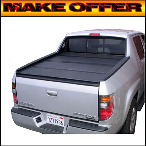 honda ridgeline bed cover bak bakflip vp tonneau cover for 2005 2016 honda ridgeline