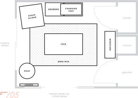 nursery facility layout nursery makeover floor plan furniture layout baby boy