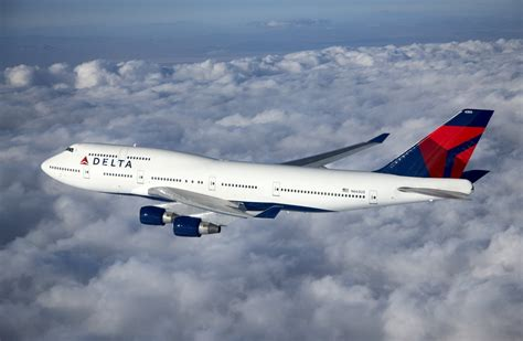 Delta Airlines R by Boeing Clouds Sky Height Boeing Passenger Plane Delta Air Lines Flight Photo Hd Wallpaper