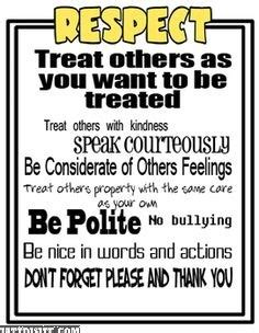 printable respect quotes respect be polite jattdisite com