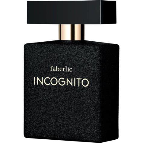 Parfum Incognito faberlic incognito for duftbeschreibung und bewertung