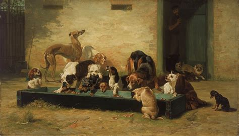 file charles dollman table d hote at a dogs home