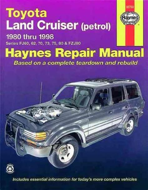 car engine repair manual 1998 toyota land cruiser on board diagnostic system toyota petrol repair landcruiser sagin workshop manuals autos post