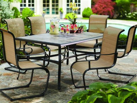 Free Patio Set by 249 Reg 500 Belleville 7 Patio Dining Set Free