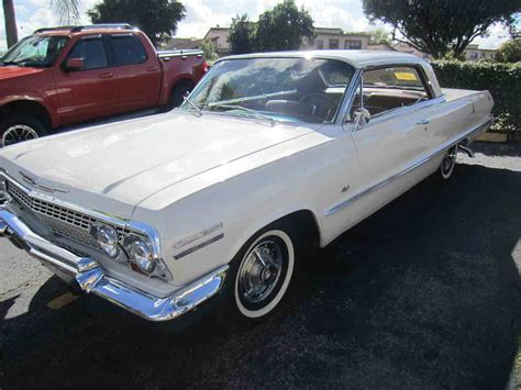 classic impala for sale 1963 chevrolet impala ss for sale classiccars cc