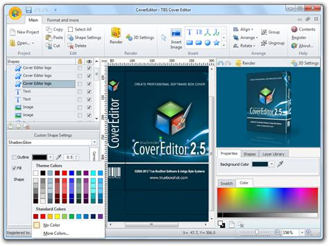 design with cover creator tbs cover editor full featured book and dvd cover