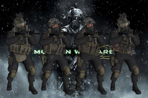 US Army Shadow Company   Counter Strike: Source Skin Mods