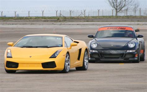 Vs Lamborghini Vs Porsche Lamborghini Vs Porsche Day From Drive Supercars Co Uk