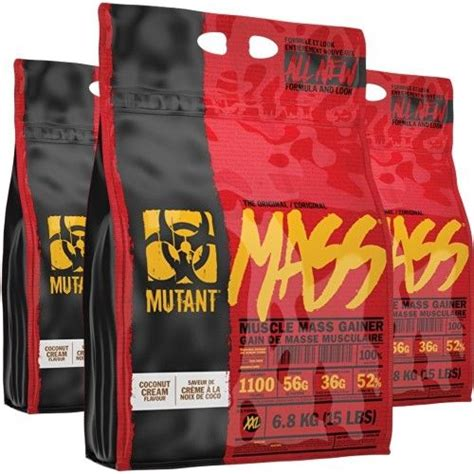 Mutant Mass 5 Lbs By Nutriku mutant best prices on mutant mass 15 lb bag at