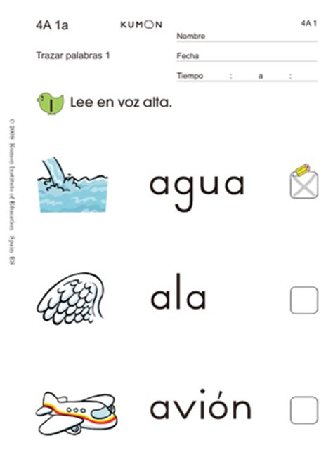 Kumon Reading Worksheets by All Worksheets 187 Kumon Reading Worksheets Printable