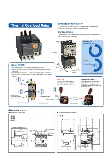 thermal relay wiring diagram wiring diagram