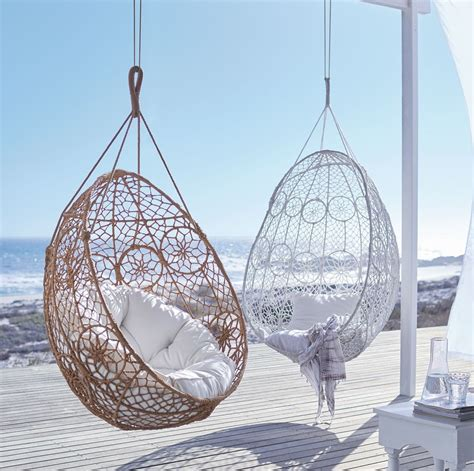 Hã Ngesessel by Hanging Chair Boho H 228 Ngesessel Outdoorgeeignet Metall