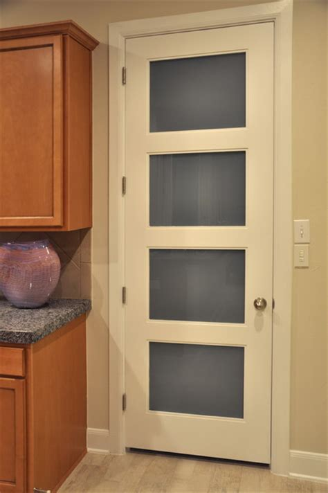 Modern Pantry Doors by Pantry Door Kitchen Other Metro By
