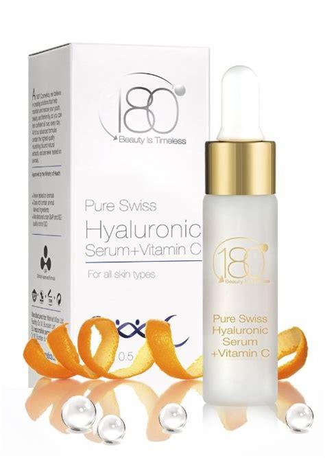 Serum Ultima 180 ultima swiss hyaluronic vitamin c serum review