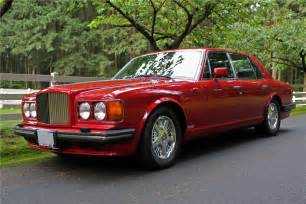 1990 Bentley Turbo R 1990 Bentley Turbo R Sedan 116100