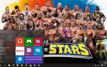 wwe themes for windows 10 wwe theme for windows 10