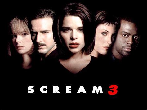 scream  scream  scream horror movies