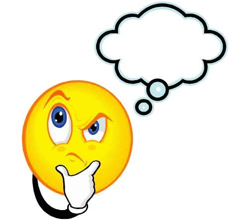 imagenes emoji pensando pensar taringa