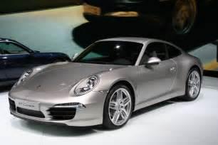 Porsche Pics File Porsche 991 Silver Iaa Jpg