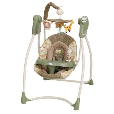 graco lovin hug swing hedgerow mom mart product review graco lovin hug swing in safari sun